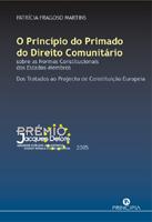 O Princípio do Primado do Direito Comunitário