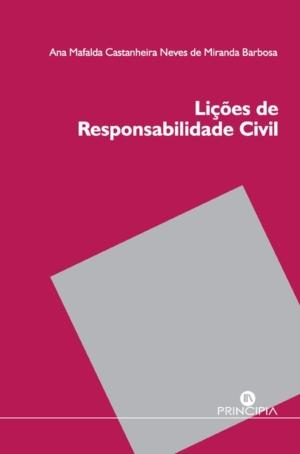 Lições de Responsabilidade Civil