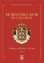 Mordomia-Mor da Casa Real - Vol1 - OUTLET
