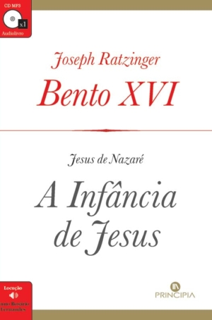 Jesus de Nazaré - A Infância de Jesus - AUDIOLIVRO - OUTLET