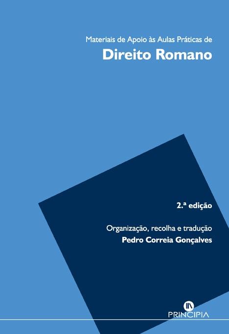Materiais de Apoio Direito Romano 2ªed