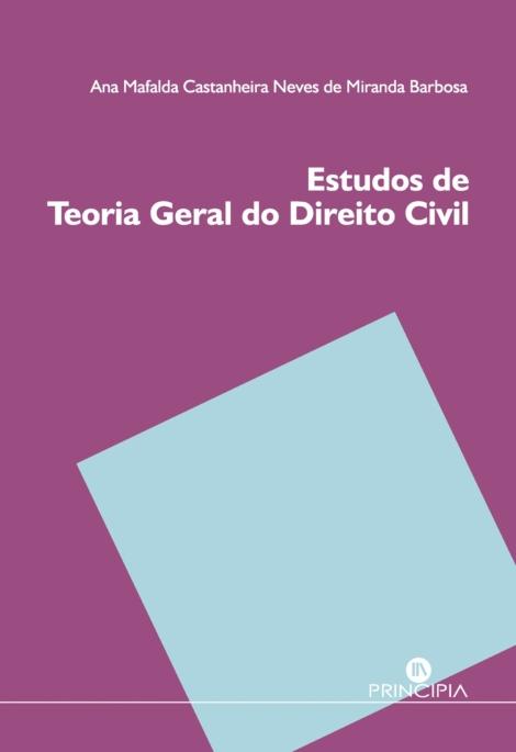 Estudos de Teoria Geral do Direito Civil - OUTLET