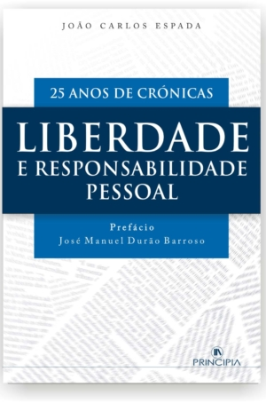 Liberdade e Responsabilidade Pessoal - OUTLET