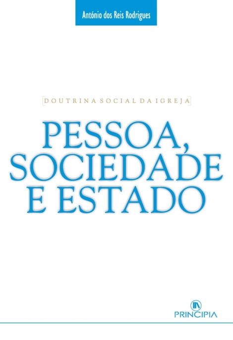 Pessoa, Sociedade e Estado - OUTLET