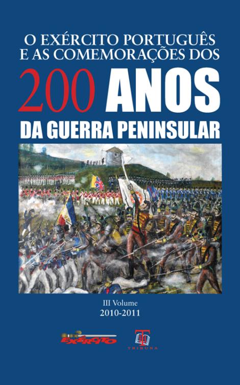O Exército Português Comemorações 200 Anos VOLIII  - OUTLET
