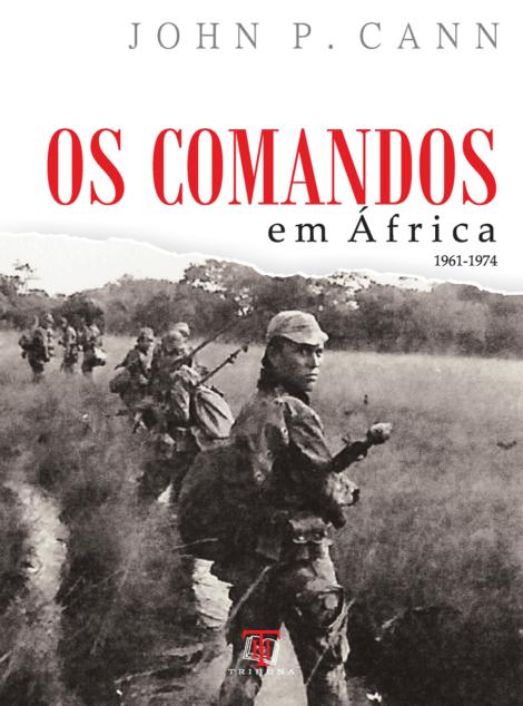 comandos em áfrica